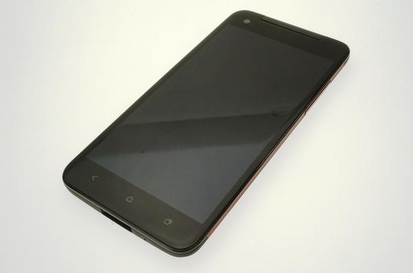 HTC J butterfly HTL21 au [レッド]