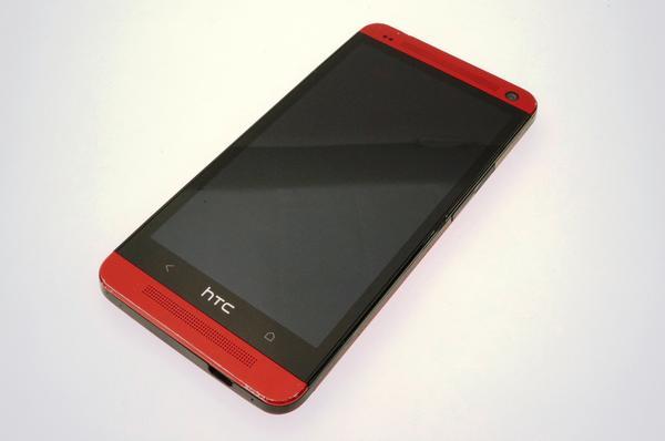 HTC J One HTL22 au [レッドメタル]