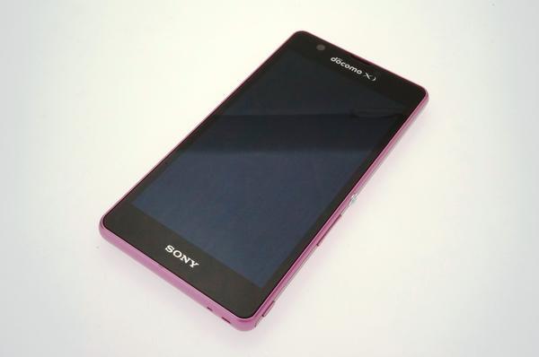 Xperia A SO-04E docomo [Pink]