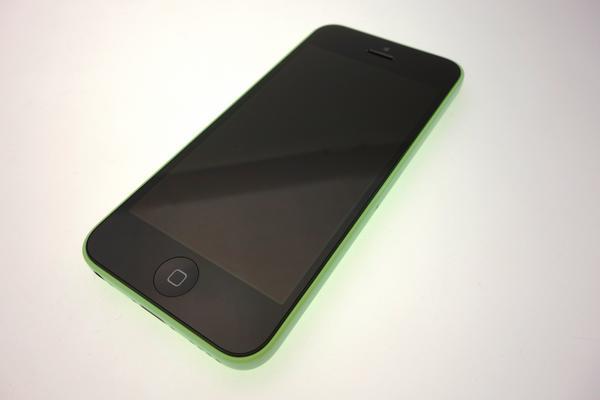 iPhone 5c 16GB SoftBank [グリーン]