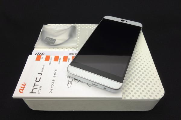 HTC J butterfly HTV31 au [シルク]