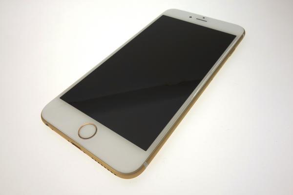 iPhone 6 Plus 128GB SIM�t���[ [�S�[���h]