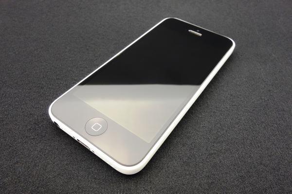 iPhone 5c 32GB SoftBank [ホワイト]