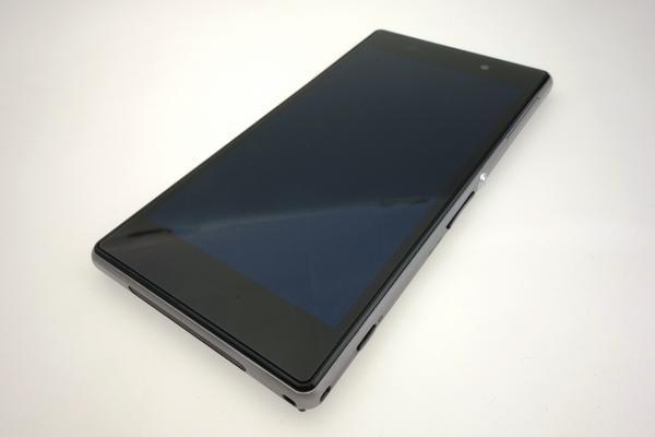 Xperia Z1 SOL23 au [ブラック]