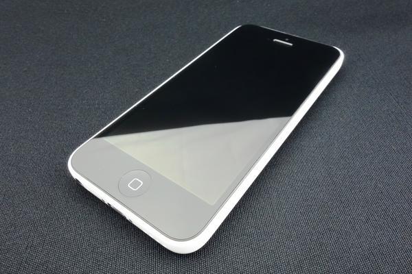iPhone 5c 32GB SoftBank [�z���C�g]