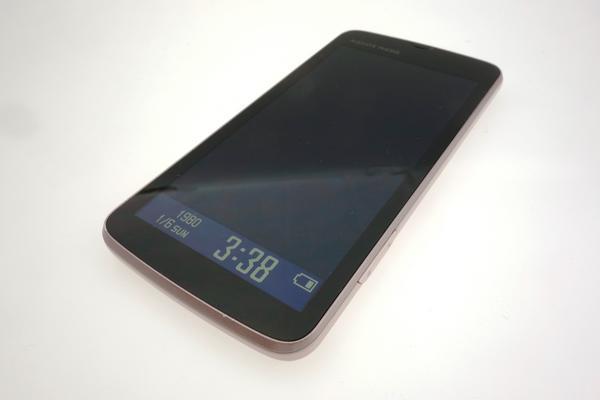 AQUOS PHONE CL IS17SH au [�R�[�����s���N]