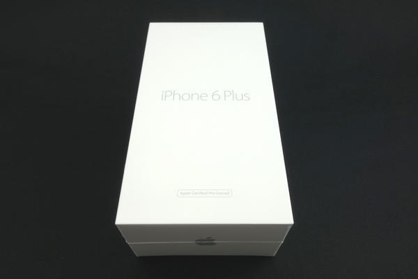 iPhone 6 Plus 64GB SIM�t���[ [�S�[���h]