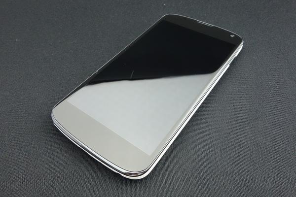Nexus 4 LGE960 SIM�t���[ [�z���C�g]