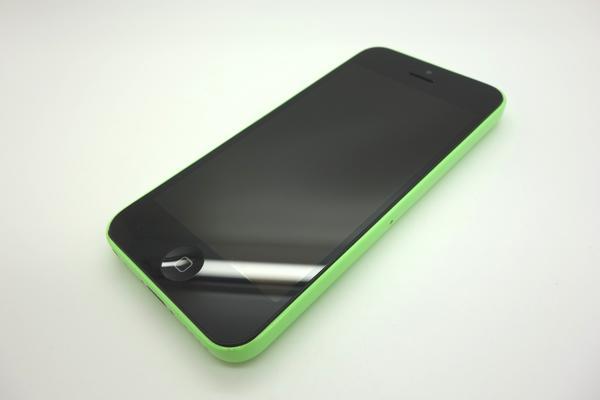 iPhone 5c 16GB au [�O���[��]