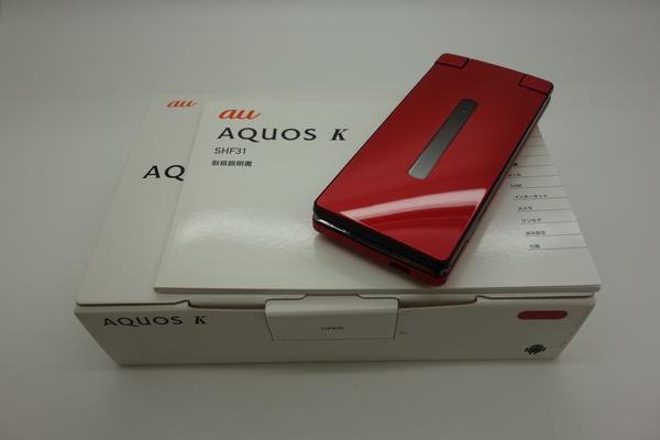 AQUOS K SHF31 [���b�h]