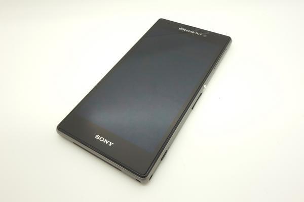 Xperia Z1 SO-01F docomo [Black]