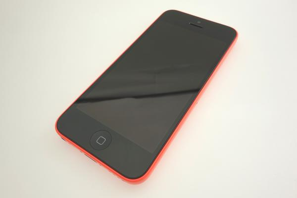 iPhone 5c 16GB SoftBank [�s���N]