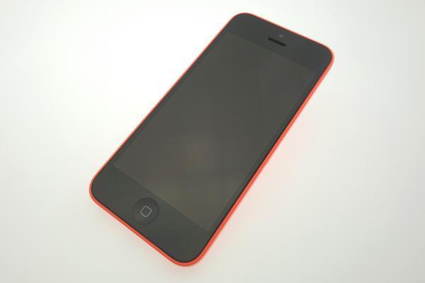 iPhone 5c 16GB docomo [�s���N]