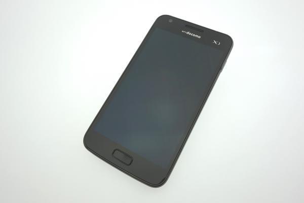 GALAXY S II LTE SC-03D docomo [Dark Gray]