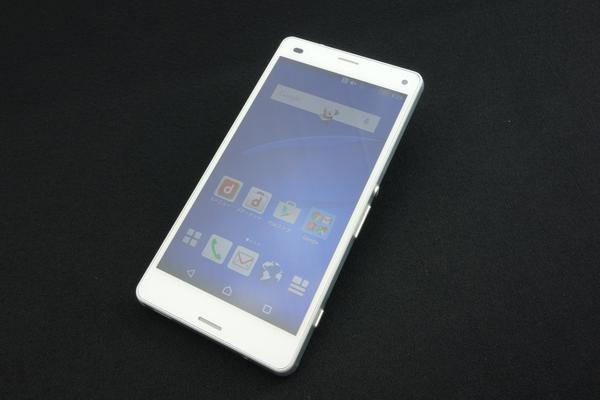 SO-02G Xperia Z3 Compact(W:ホワイト)