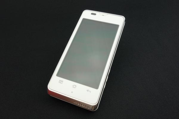 AQUOS PHONE Slider SH-02D docomo [White]