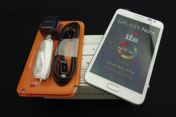 GALAXY Note SC-05D docomo