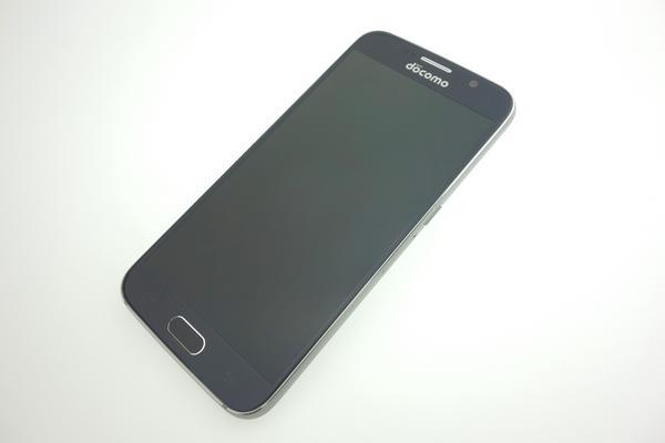 Galaxy S6 SC-05G docomo [Black Sapphire]