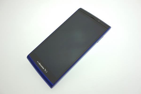 AQUOS PHONE si SH-01E docomo [Blue]