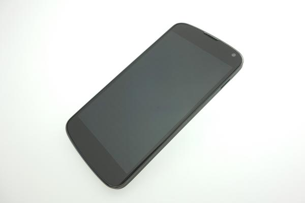 Nexus 4 LGE960 SIM�t���[ [�u���b�N]