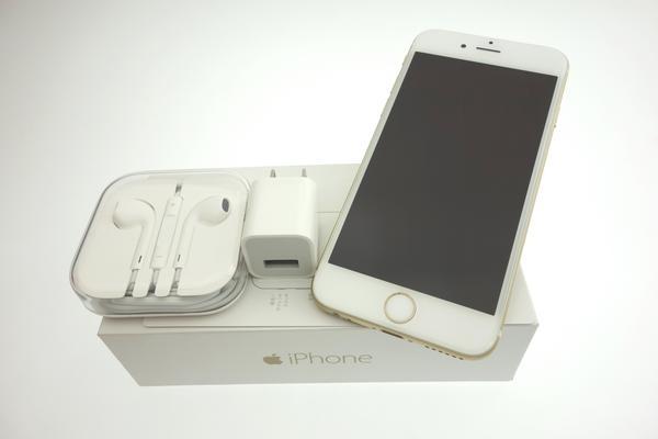 iPhone 6 16GB au [ゴールド]