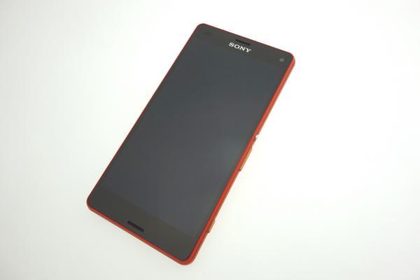 Xperia Z3 Compact SO-02G docomo [Orange]