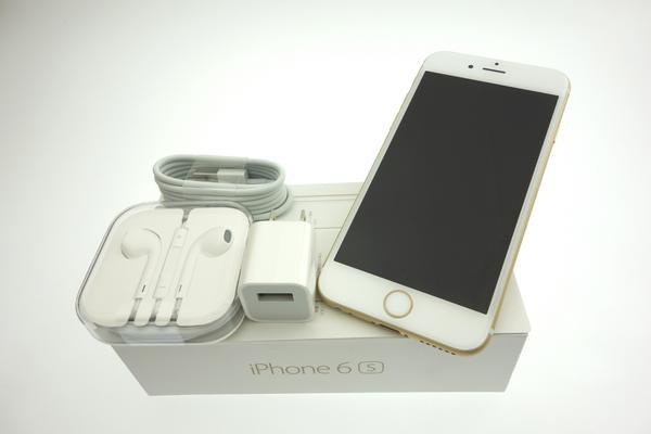 iPhone 6s 128GB au [ゴールド]