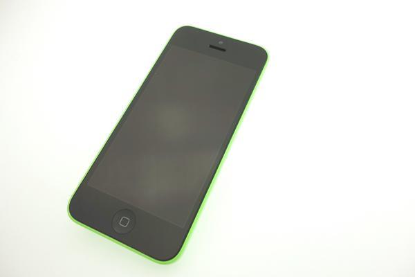 iPhone 5c 16GB au [グリーン]