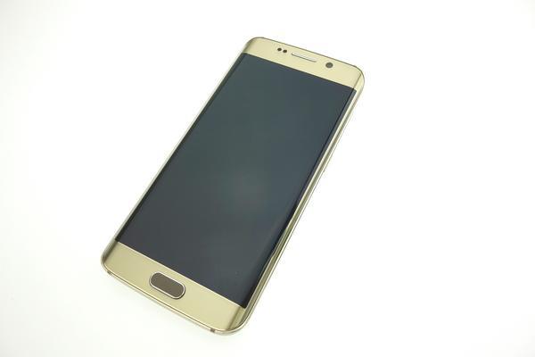 Galaxy S6 edge SCV31 32GB au [ブラック サファイア]