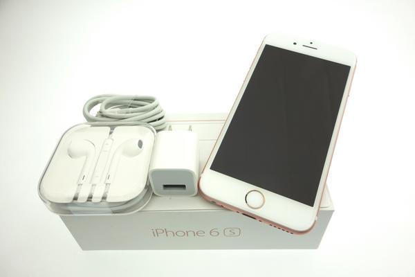 iPhone 6s 128GB SIMフリー [ローズゴールド]
