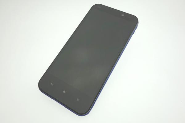 AQUOS PHONE SERIE SHL22 au [ブルー]