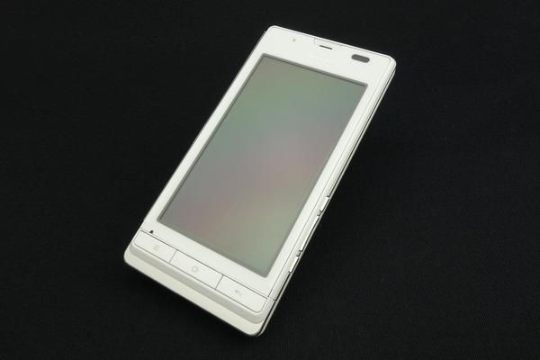 AQUOS PHONE f SH-13C docomo [White]