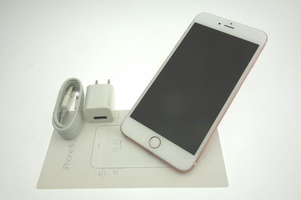iPhone 6s Plus 64GB SIMフリー [ローズゴールド]