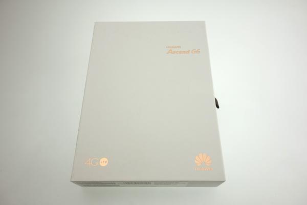 Ascend G6 SIMフリー [ホワイト]