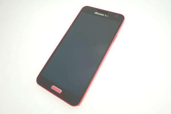 GALAXY J SC-02F docomo [Coral Pink]
