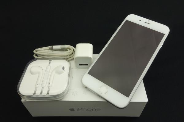 iPhone 6 128GB SoftBank [シルバー]