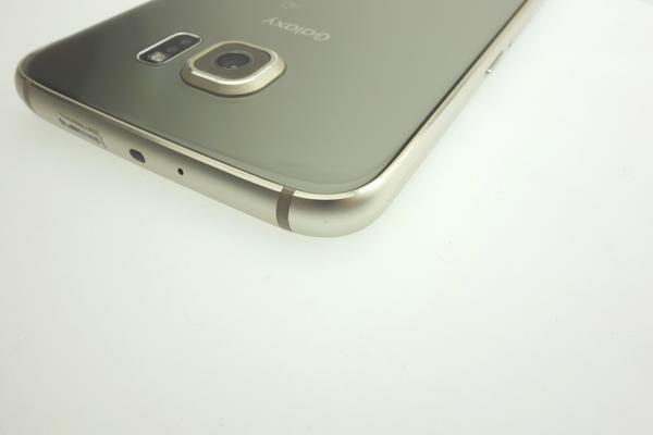 Galaxy S6 SC-05G docomo [Gold Platinum]