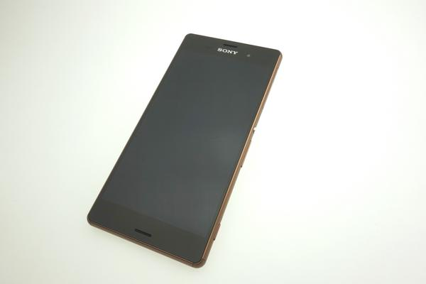 Xperia Z3 SOL26 au [カッパー]