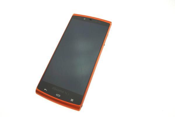AQUOS PHONE si SH-07E docomo [Orange]