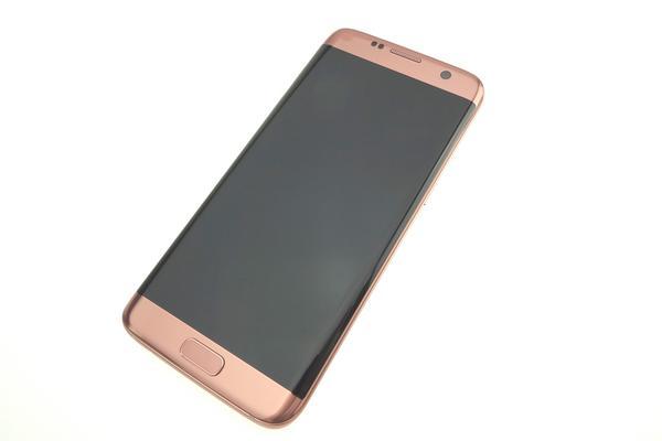 Galaxy S7 edge SCV33 au [ピンク ゴールド]