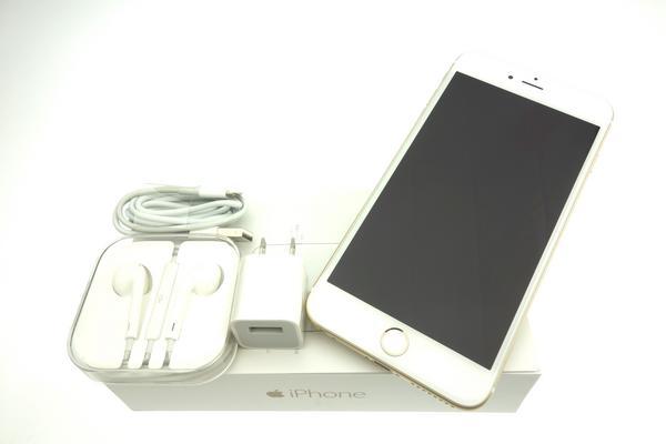 iPhone 6 Plus 16GB SoftBank [ゴールド]