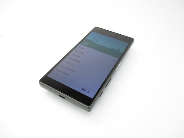 Xperia Z5 Compact SO-02H docomo [Graphite Black]