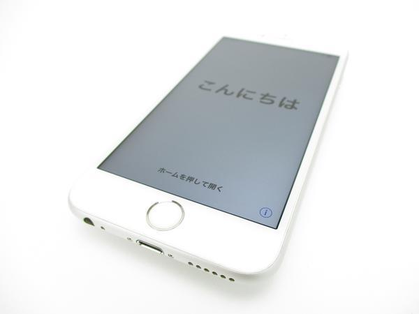iPhone 6s 16GB docomo [シルバー]