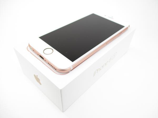 iPhone 6s 128GB docomo [ローズゴールド]