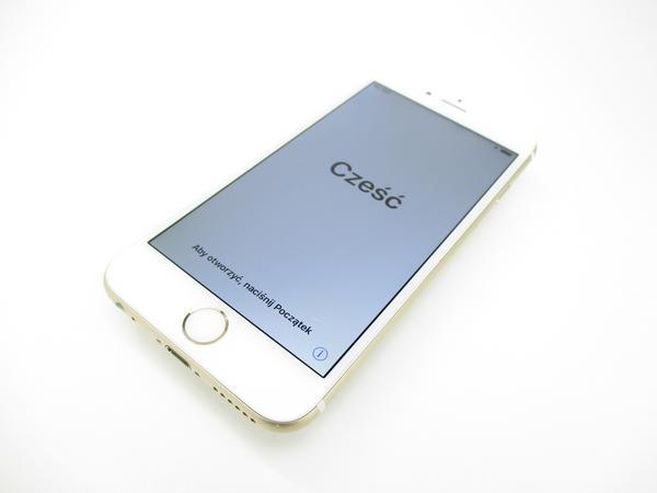 iPhone 6 16GB SoftBank [ゴールド]