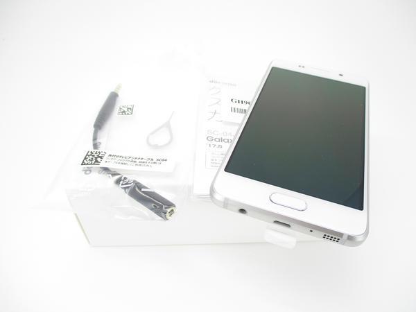 Galaxy Feel SC-04J docomo [Moon White]