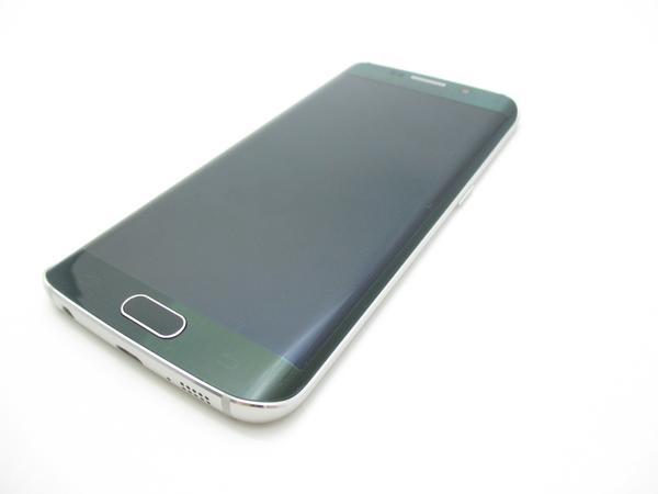 Galaxy S6 edge SC-04G docomo [Green Emerald]