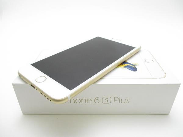 iPhone 6s Plus 16GB docomo [ゴールド]