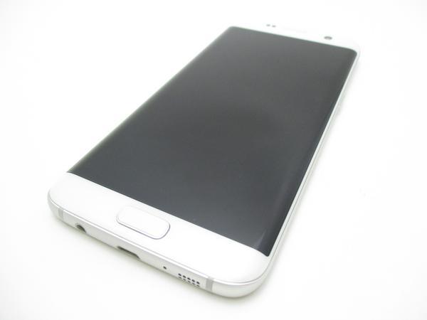 Galaxy S7 edge SCV33 au [ホワイト パール]