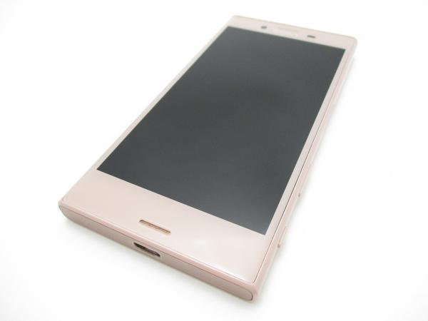 Xperia X Compact SO-02J docomo [Soft Pink]